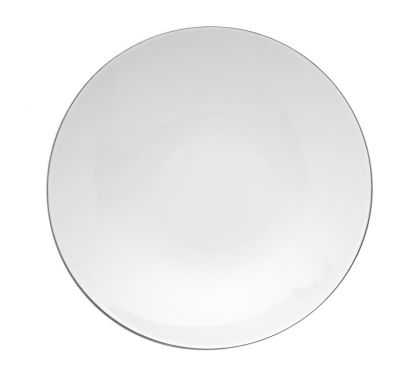 Tac Gropius Platin Assiette plate 28 cm