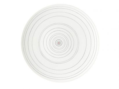TAC Gropius Stripes Plate Ø 28 Cm