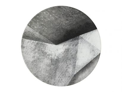 TAC Gropius Stripes Porcelain Seat Marker