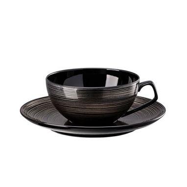 TAC Gropius Stripes Tea Cup with Saucer