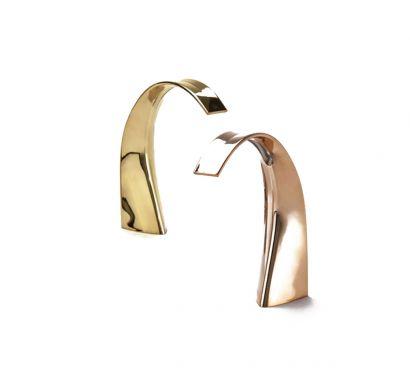 Taj Mini Metallizzata Lampada da Tavolo