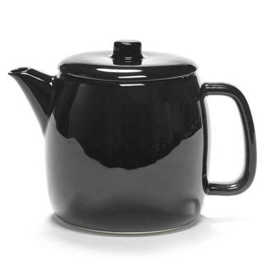 Passe-Partout Teapot VVD - Black Glazed
