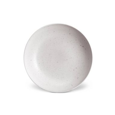 Terra Soup Plate White