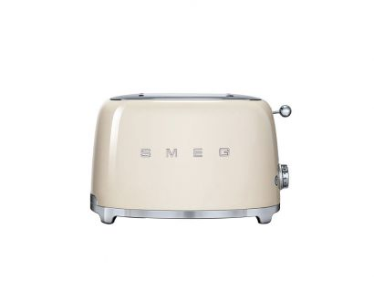 Toaster Grille-pain 2 Tranches '50 Cream