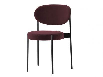 Series 430 Chair  - Fabric Harald 3 582 / Black Frame