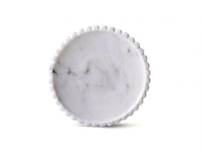 Victoria - Piatto da Dessert - Ø cm 18,5 x H. 2 cm