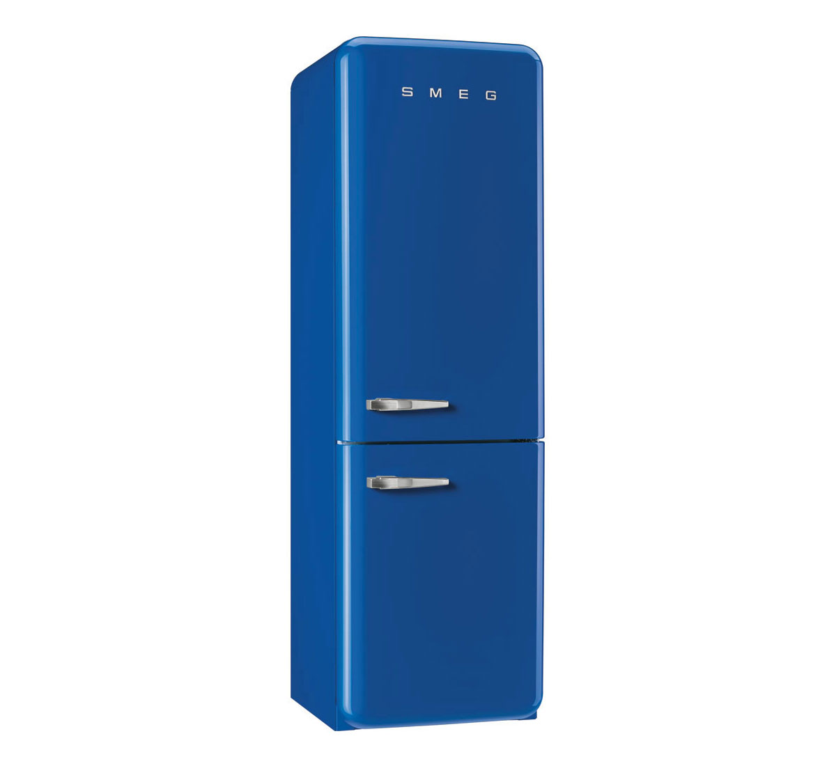 Anni 50 Frigorifero Smeg fab 32 refrigerator '50 blue