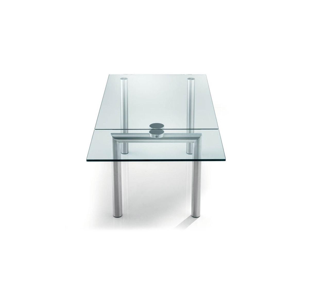 Tavoli Cristallo Allungabili Reflex.Policleto Allungabile 1 Reflex Mohd Shop