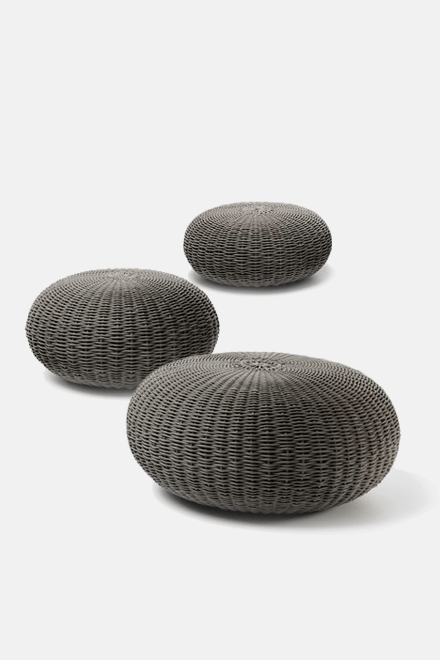 stools, benches and poufs