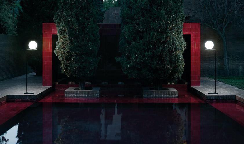 Luce sull'outdoor: le novità di Flos per gli spazi all'aperto
