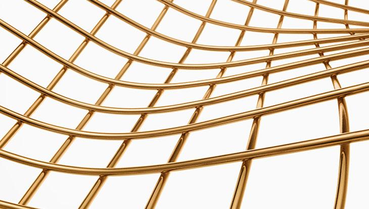 Bertoia e Platner per Knoll: quando l'anniversario è d'oro