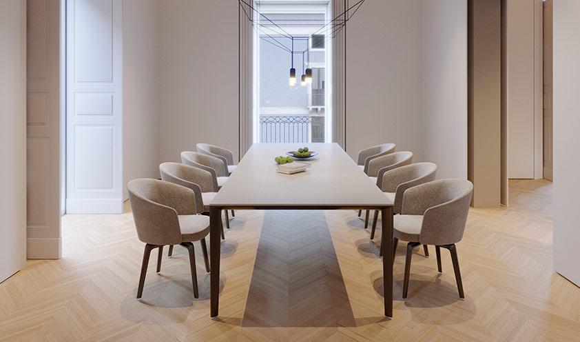 Project preview: design moderno per un appartamento nel centro storico di Catania