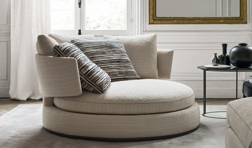 7 divani bianchi dal design strepitoso