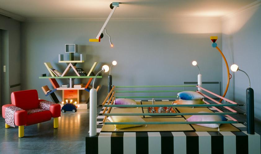 Il Vitra Design Museum racconta la storia dei nostri interni