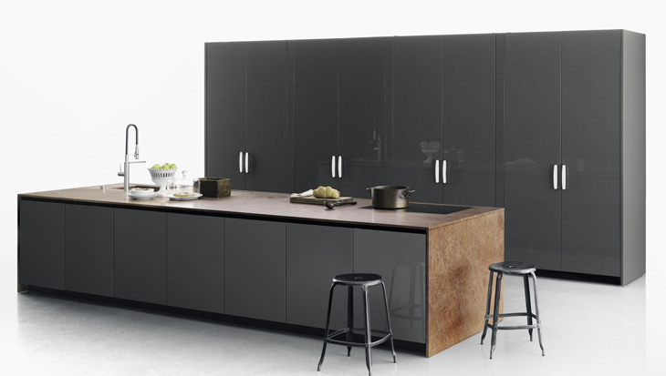 Innovative materials in interior design