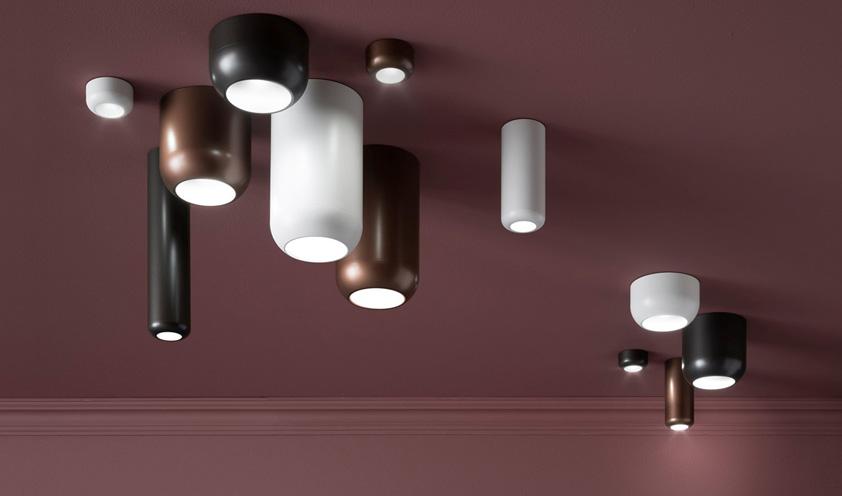 Lampade architetturali: progettare la luce