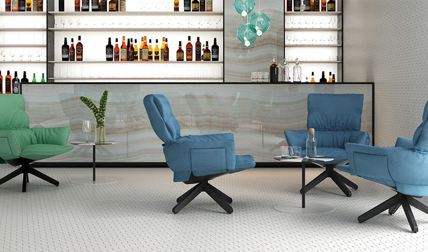 Cappellini presents the new Lud'o Lounge designed by Patricia Urquiola