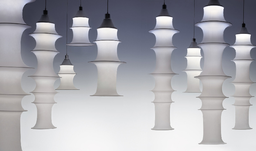 How an icon is born: the Falkland lamp by Bruno Munari for Danese
