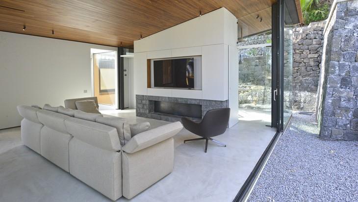 Villa R3, il dialogo tra casa e paesaggio