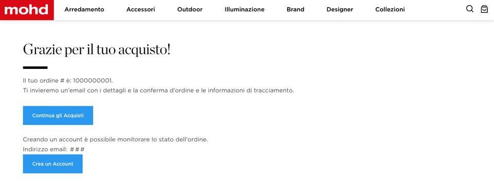 acquisti shop design online