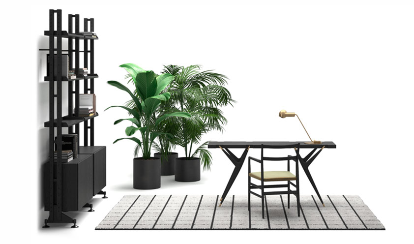 PA' 1947 by Ico Parisi for Cassina