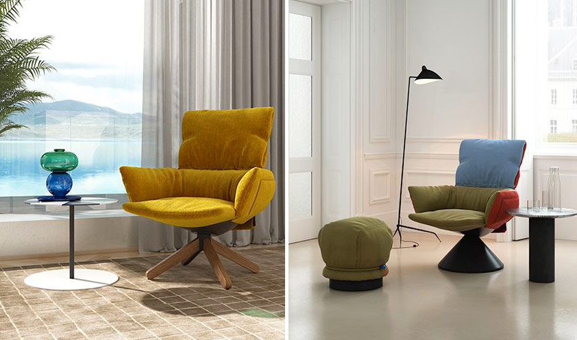 Lud´o Lounge by Cappellini