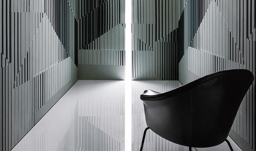 Matrix by Draga&Aurel for Wall&decò