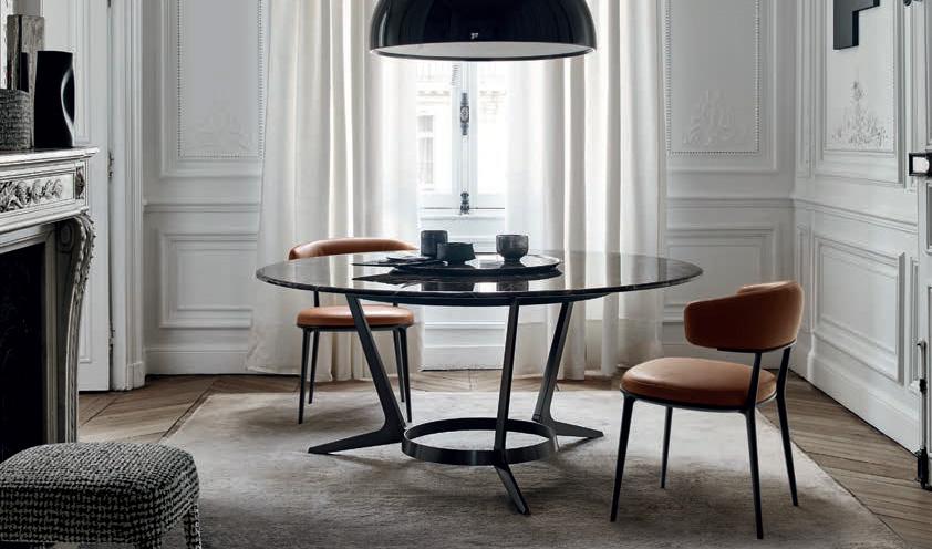 Astrum table by Maxalto