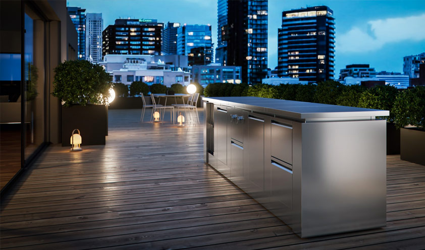 Rok outdoor kitchen