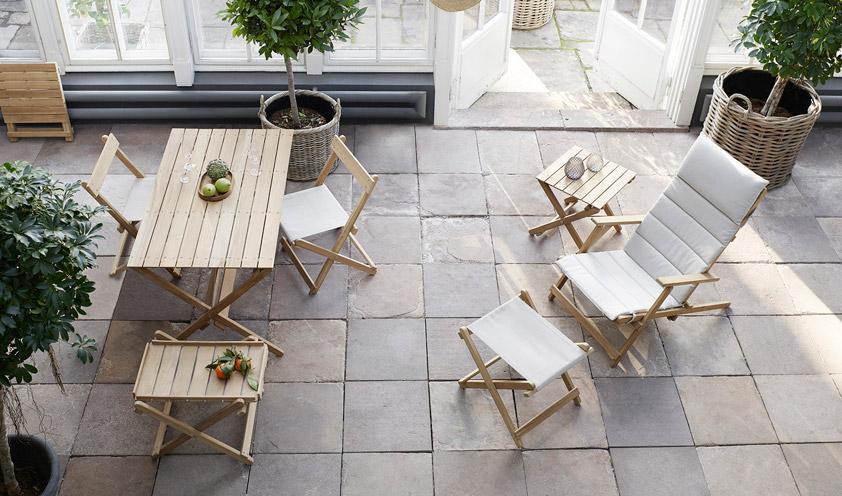 Deck Chairs by Carl Hansen&Son