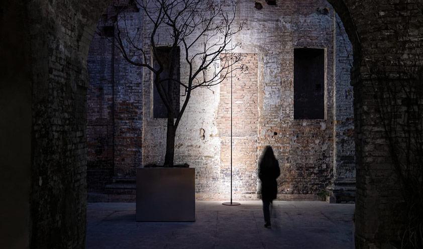 Origine lamp by Davide Groppi