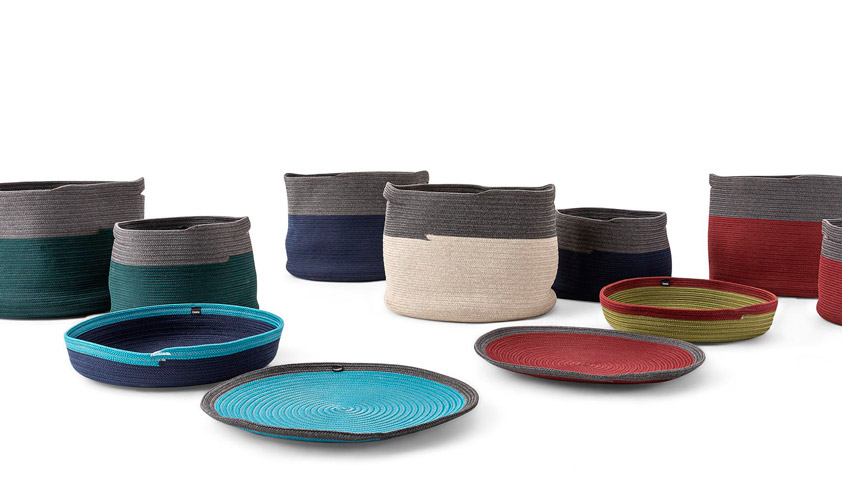 Outdoor elements by Cassina