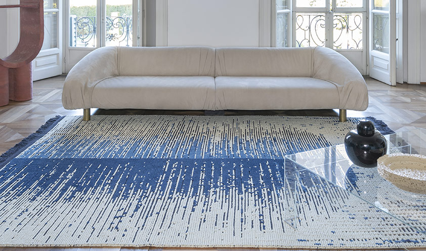 New Japan by Chiara Andreatti for cc-tapis