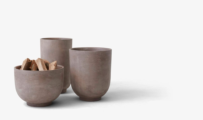 Planter by &Tradition