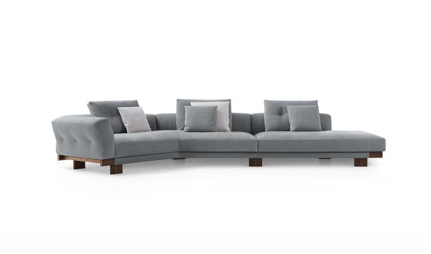 Sengu Sofa by Cassina
