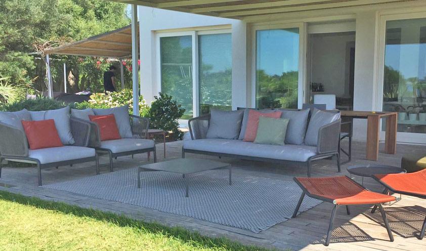 Mohd Portfolio outdoor project in a villa in Noto