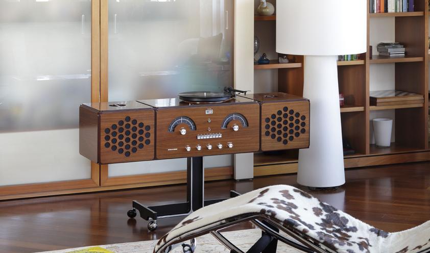 Radiofonografo by Achille e Pier Giacomo Castiglioni for Brionvega