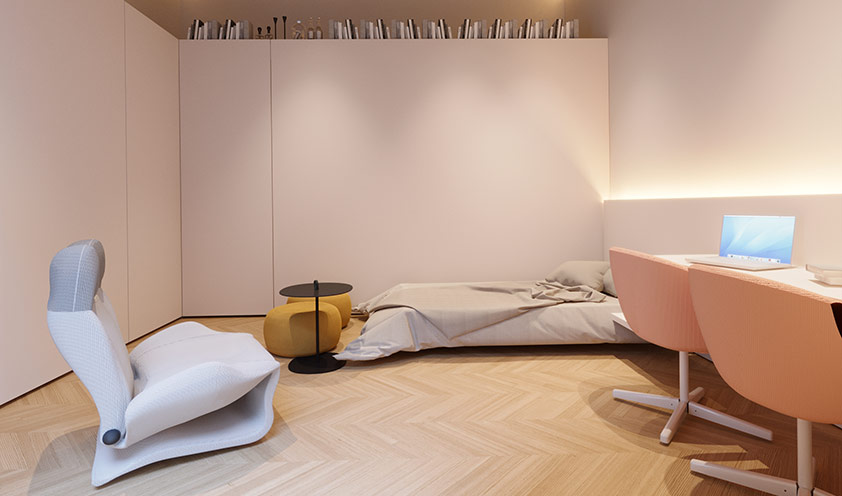 Portfolio Mohd Catania bedroom