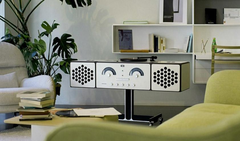 Radiofonografo by Brionvega