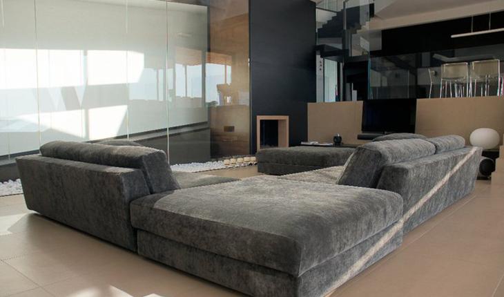 Casa Nicola interior design project