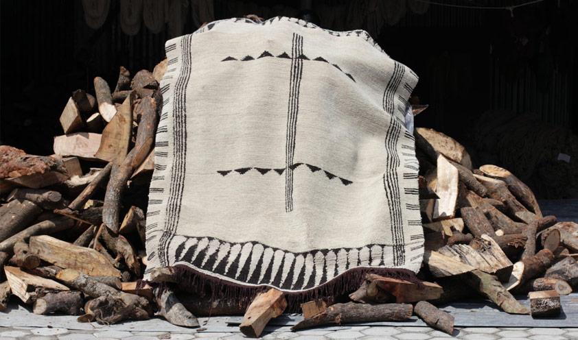 Primitive Weave carpet by cc-tapis