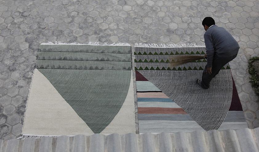 cc-tapis sweaping plasterworks