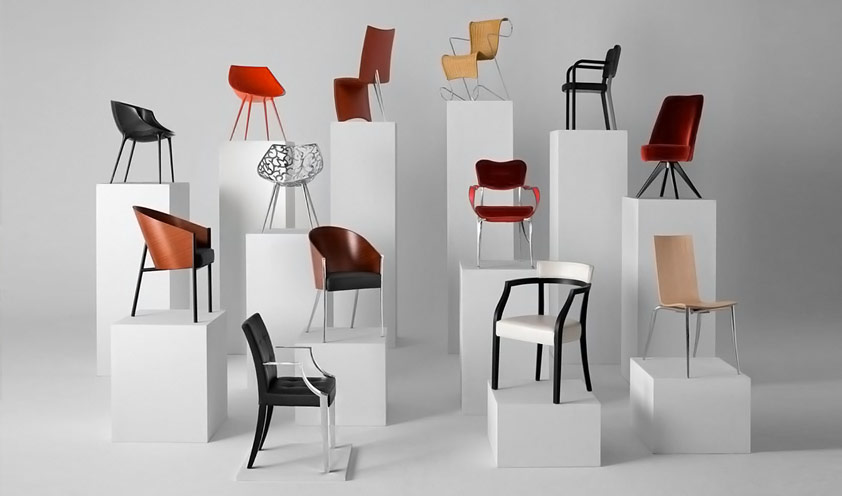 Driade's chairs