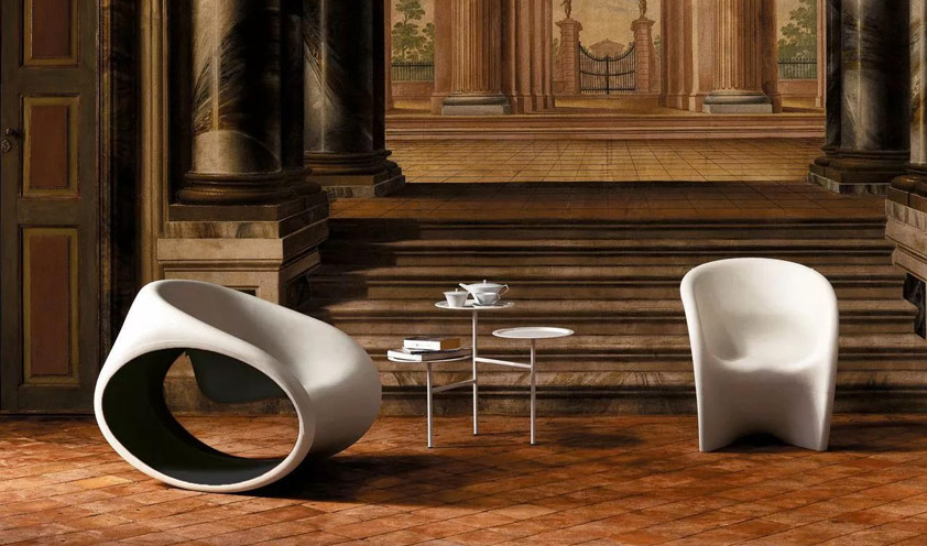 mt3 by Ron Arad for Driade