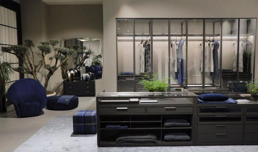 Flou 2020 collection closet